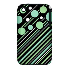 Green Transformaton Apple Iphone 3g/3gs Hardshell Case (pc+silicone) by Valentinaart