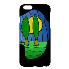 Landscape Apple Iphone 6 Plus/6s Plus Hardshell Case by Valentinaart