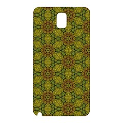 Camo Abstract Shell Pattern Samsung Galaxy Note 3 N9005 Hardshell Back Case by TanyaDraws