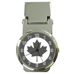 Low Visibility Roundel of the Royal Canadian Air Force Money Clip Watches by abbeyz71