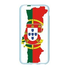 Flag Map of Portugal Apple Seamless iPhone 6/6S Case (Color) by abbeyz71