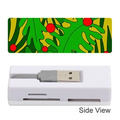 In The Jungle Memory Card Reader (stick)  by Valentinaart
