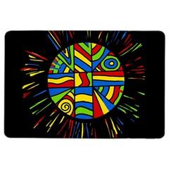 Colorful Bang Ipad Air 2 Flip by Valentinaart