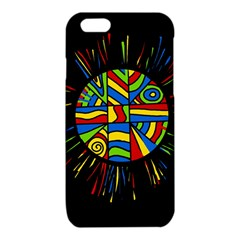 Colorful bang iPhone 6/6S TPU Case by Valentinaart