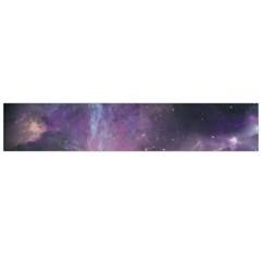 Blue Galaxy Flano Scarf (large) by DanaeStudio