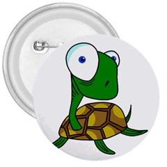 Turtle 3  Buttons by Valentinaart