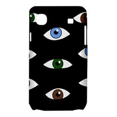Look at me Samsung Galaxy SL i9003 Hardshell Case