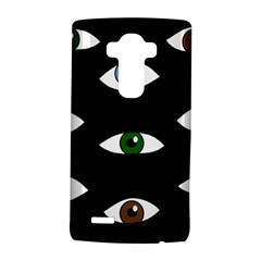 Look at me LG G4 Hardshell Case by Valentinaart
