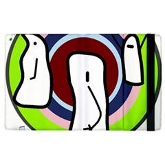 Disco Apple Ipad 3/4 Flip Case by Valentinaart