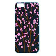 Japanese tree  Apple Seamless iPhone 5 Case (Color)