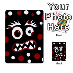 Madness  Multi Purpose Cards (rectangle)  by Valentinaart