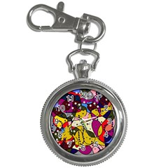 New Year Key Chain Watches