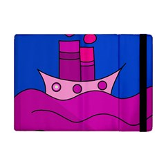 Boat iPad Mini 2 Flip Cases by Valentinaart
