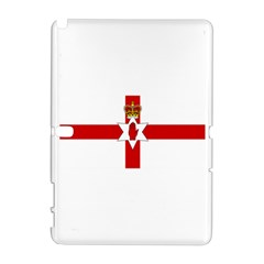 Ulster Banner Samsung Galaxy Note 10 1 (p600) Hardshell Case by abbeyz71