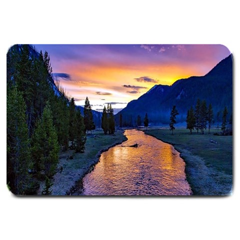 Yellowstone Park: Doormat Formated Template  For Doormat Matching Set  : Set Matching  Doormat Template s Product By Pamela Sue Goforth   Large Doormat   Zw3k9pjtzclr   Www Artscow Com 30 x20 Door Mat - 1