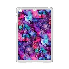 Glowing Abstract iPad Mini 2 Enamel Coated Cases by KirstenStar