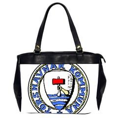 Tórshavn Insigna Office Handbags (2 Sides)  by abbeyz71