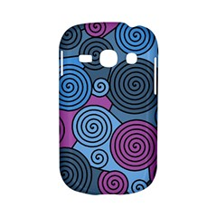 Blue hypnoses Samsung Galaxy S6810 Hardshell Case by Valentinaart