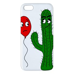 Impossible Love  Iphone 5s/ Se Premium Hardshell Case by Valentinaart