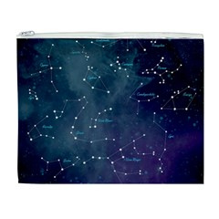 Constellations Cosmetic Bag (xl) by DanaeStudio