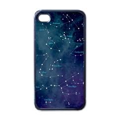 Constellations Apple Iphone 4 Case (black) by DanaeStudio