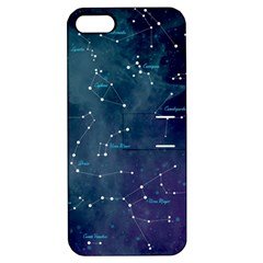 Constellations Apple Iphone 5 Hardshell Case With Stand by DanaeStudio