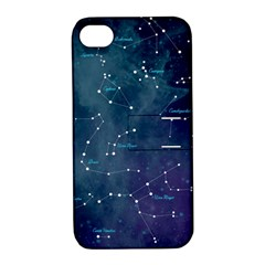 Constellations Apple Iphone 4/4s Hardshell Case With Stand by DanaeStudio