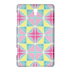 Pastel Block Tiles Pattern Samsung Galaxy Tab S (8 4 ) Hardshell Case  by TanyaDraws