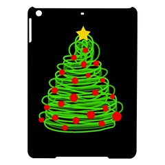 Christmas Tree Ipad Air Hardshell Cases by Valentinaart
