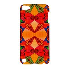 Zazar Queen Apple Ipod Touch 5 Hardshell Case by MRTACPANS