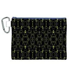 Iiiiu Canvas Cosmetic Bag (xl) by MRTACPANS