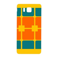 Squares and rectangles                                                                                               Samsung Galaxy Alpha Hardshell Back Case by LalyLauraFLM