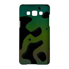 Black spots on a gradient background                                                                                                 			Samsung Galaxy A5 Hardshell Case by LalyLauraFLM
