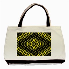 Yyyyyyyyy Basic Tote Bag by MRTACPANS