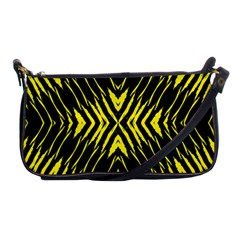 Yyyyyyyyy Shoulder Clutch Bags by MRTACPANS