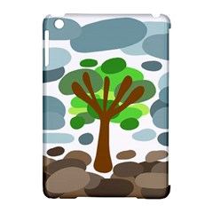 Tree Apple iPad Mini Hardshell Case (Compatible with Smart Cover) by Valentinaart