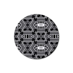 Cyber Celect Rubber Coaster (round)  by MRTACPANS