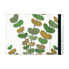 Green Decorative Plant Apple Ipad Mini Flip Case by Valentinaart