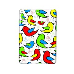 Colorful cute birds pattern iPad Mini 2 Hardshell Cases by Valentinaart