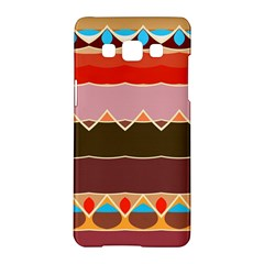 Waves And Other Shapes                                                                                                   samsung Galaxy A5 Hardshell Case by LalyLauraFLM