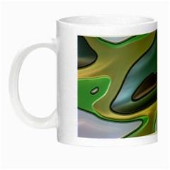 3d shapes                                                                                                      Night Luminous Mug by LalyLauraFLM
