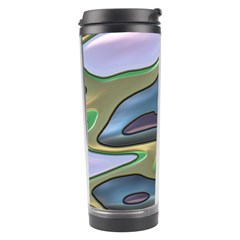 3d Shapes                                                                                                      Travel Tumbler by LalyLauraFLM