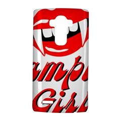 Vampire Girl LG G4 Hardshell Case by igorsin