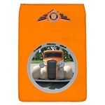 Dodge bag cover 3 - Removable Flap Cover (L)