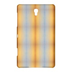 Blue Yellow Summer Pattern Samsung Galaxy Tab S (8 4 ) Hardshell Case  by Costasonlineshop