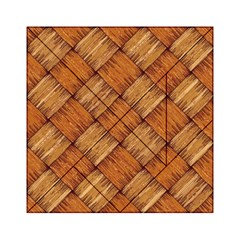 Vector Square Texture Pattern Acrylic Tangram Puzzle (6  x 6 ) by Zeze