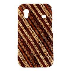 Udan Liris Batik Pattern Samsung Galaxy Ace S5830 Hardshell Case  by Zeze