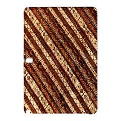 Udan Liris Batik Pattern Samsung Galaxy Tab Pro 10.1 Hardshell Case