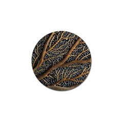Trees Forests Pattern Golf Ball Marker by Zeze