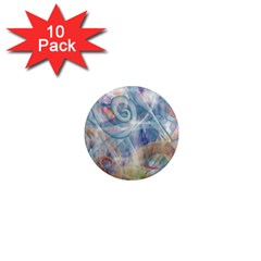 Spirals 1  Mini Magnet (10 Pack)  by Contest2489503